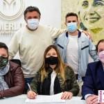 Karina Menéndez encabeza la lista del Frente de Todos en Merlo