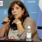 "Ministra Teresa García: ""En dos meses debería estar inmunizada la población bonaerense"""