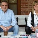 """Agustín Rossi: """"Voy a seguir defendiéndola a Cristina en Santa Fe, Perotti no lo va a hacer, porque nunca lo hizo"""""""