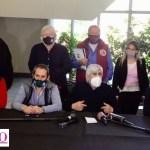 El Frente Sindical, la Corriente Federal y el Semun, respaldaron al Gobierno Nacional