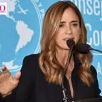 """Victoria Tolosa Paz: """"La Argentina tiene que animarse a construir políticas de Estado en el mediano y largo plazo"""""""
