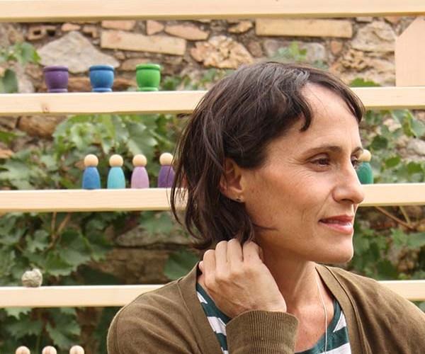 Casiana Monczar: parte fundamental del proyecto familiar Joguines Grapat.