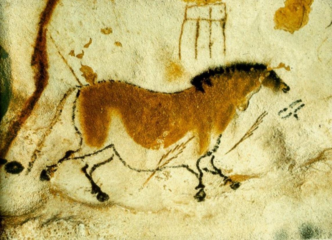 prehistoria el arte  traves del tiempo