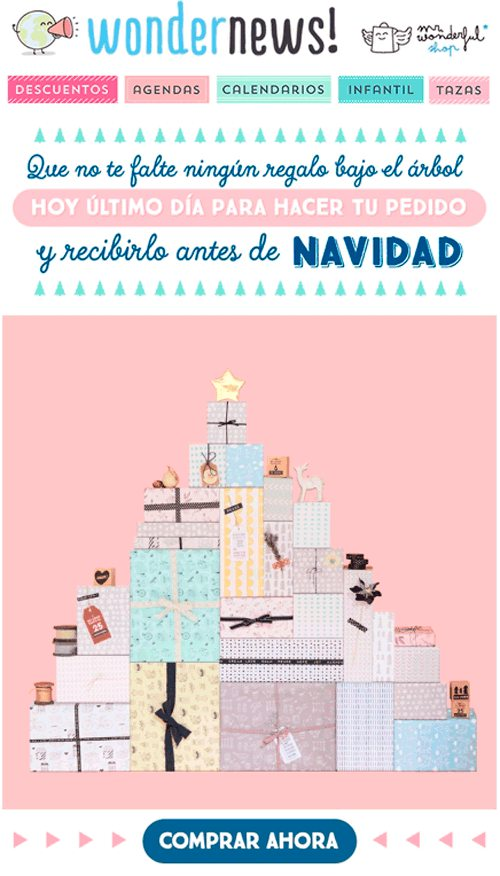 Newsletter MrWonderful