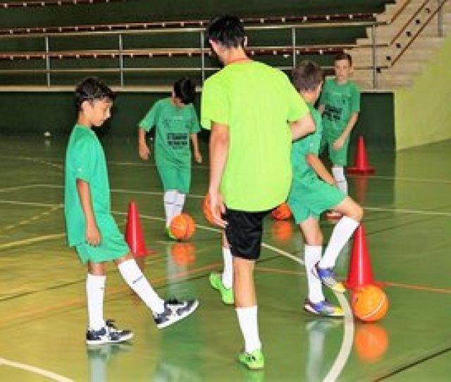 Ffce Este Lunes Arranca El Iii Campus De Futbol Sala Manolo Luque Que