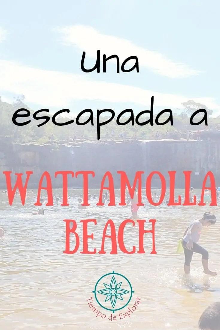 Wattamolla Beach Australia