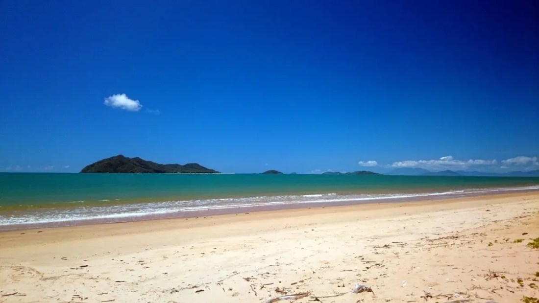 Mission Beach Ruta de Brisbane a Cairns por Australia