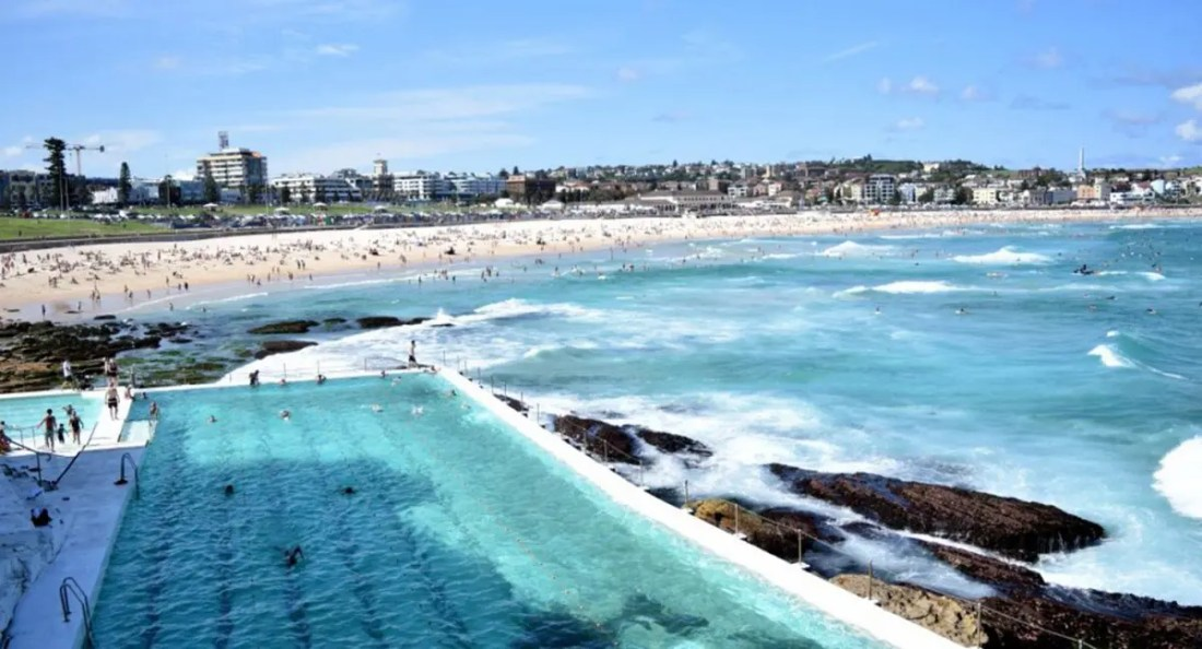 Bondi Baths Bondi to Coogee