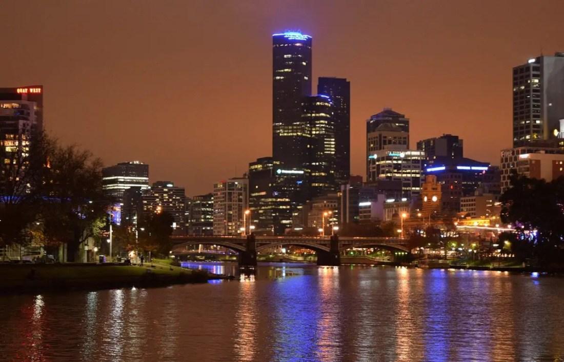 Melbourne, Recorrer Australia en 15 días