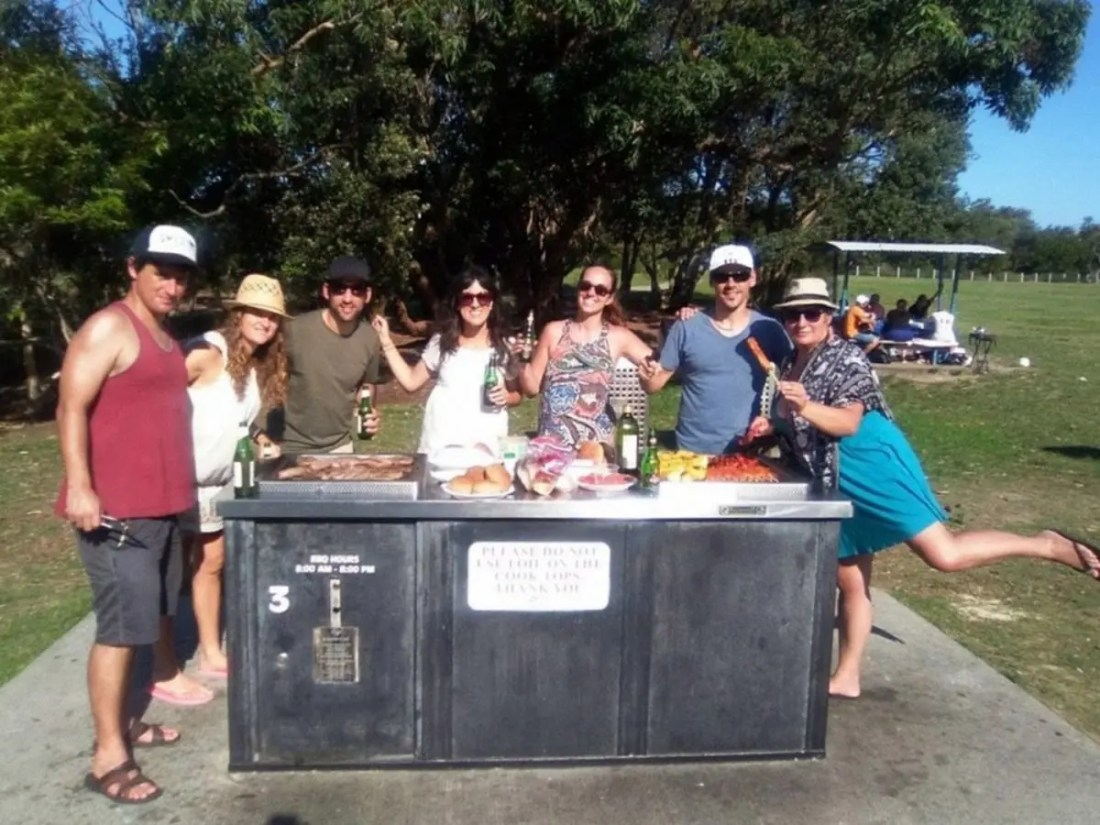 BBQ. qué hacer en Australia