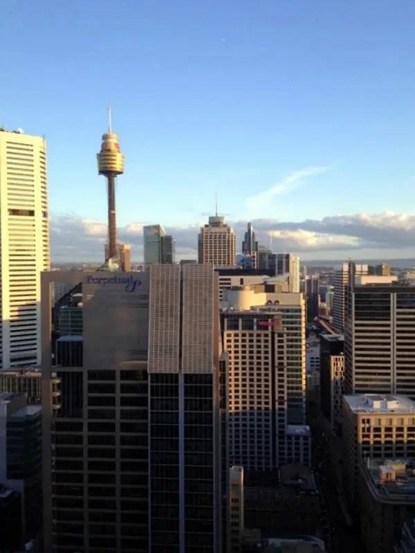 O Bar and Dining. Qué hacer en Sydney
