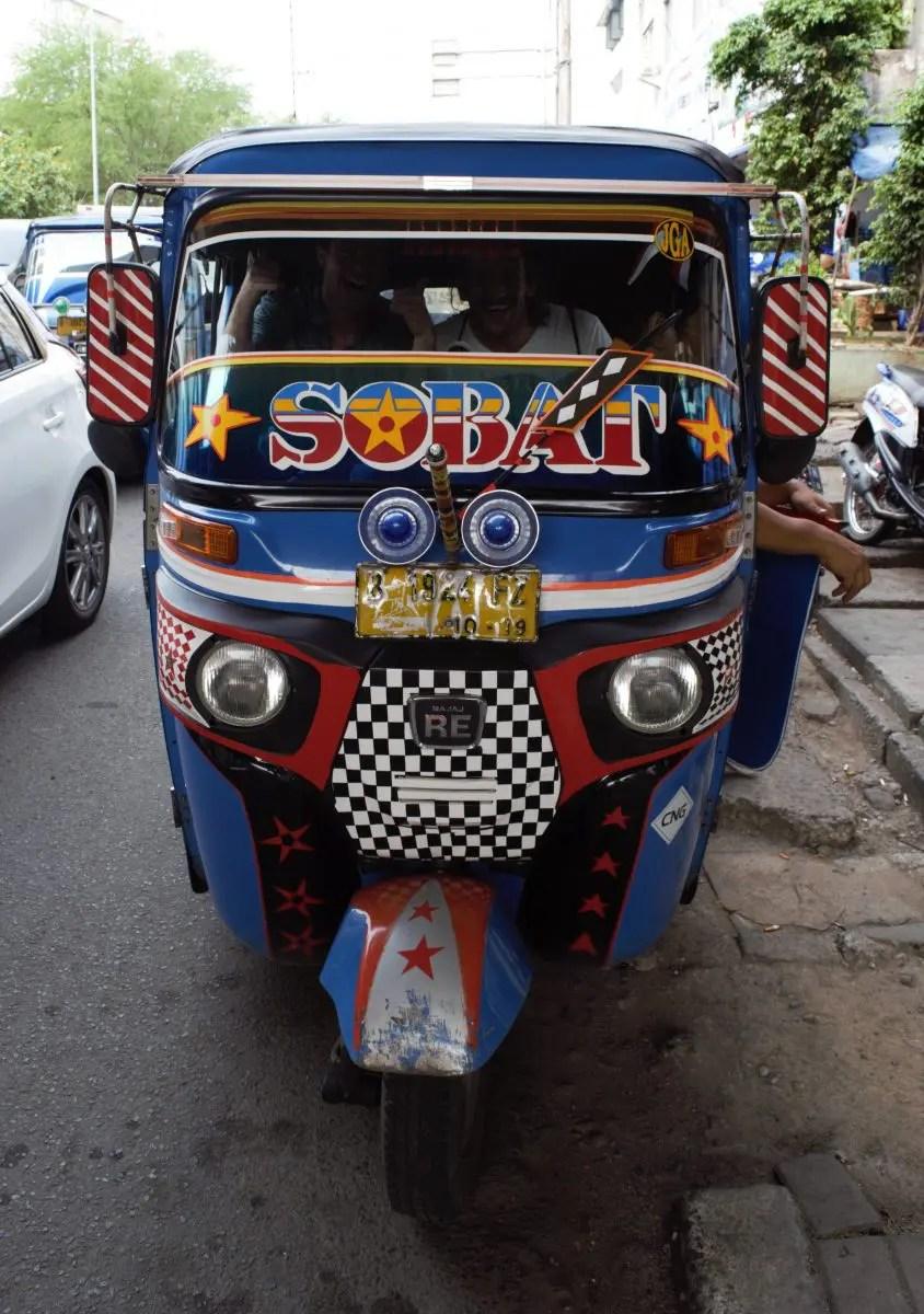 Tuc Tuc Indonesia