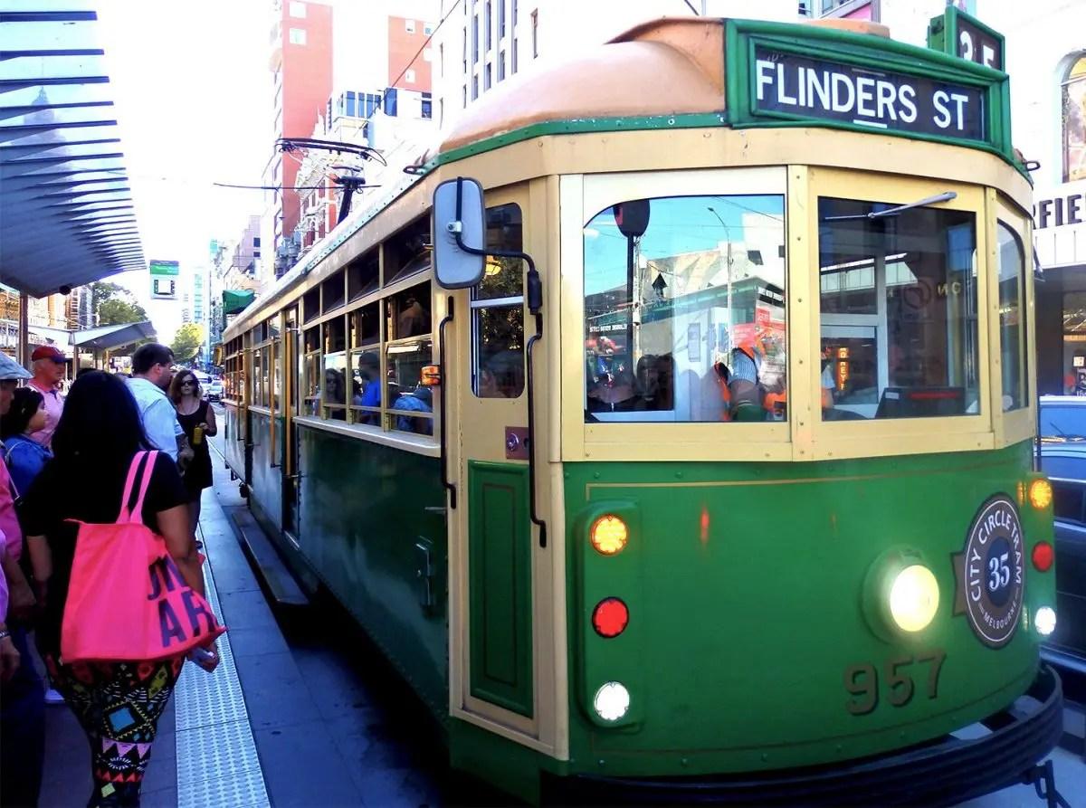 Tranvia, Melbourne, Australia