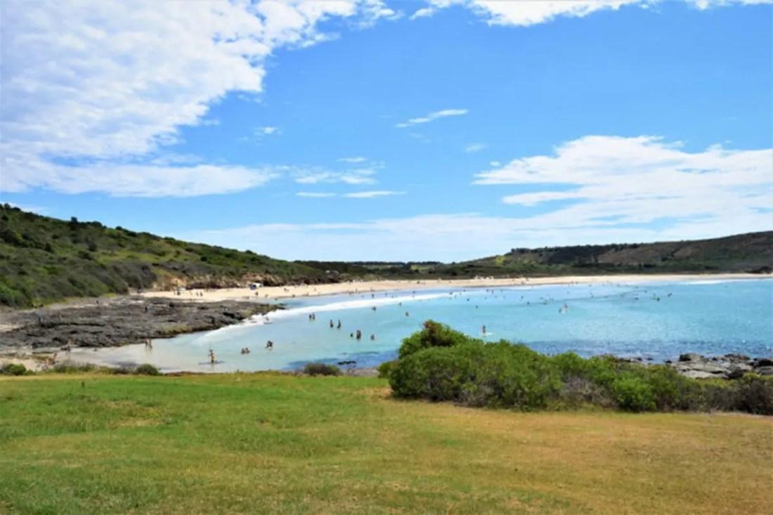 Killalea Beach, The Farm, NSW, Viajar a Australia