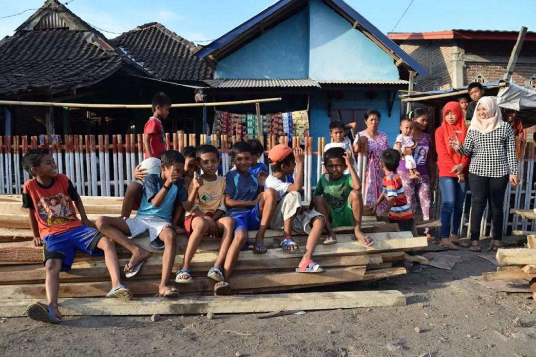 Niños en Sumbawa, Indonesia, Sudeste Asiatico @tiempodeplorar 2016