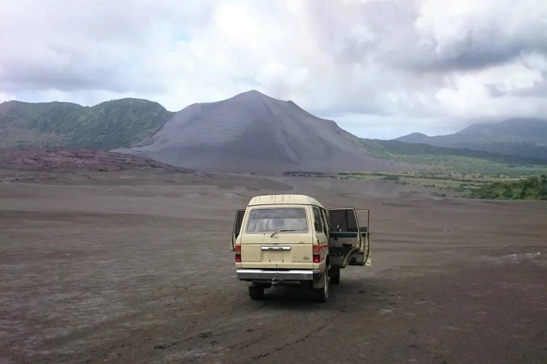 Tour en 4x4 Isla de Tanna, Vanuatu