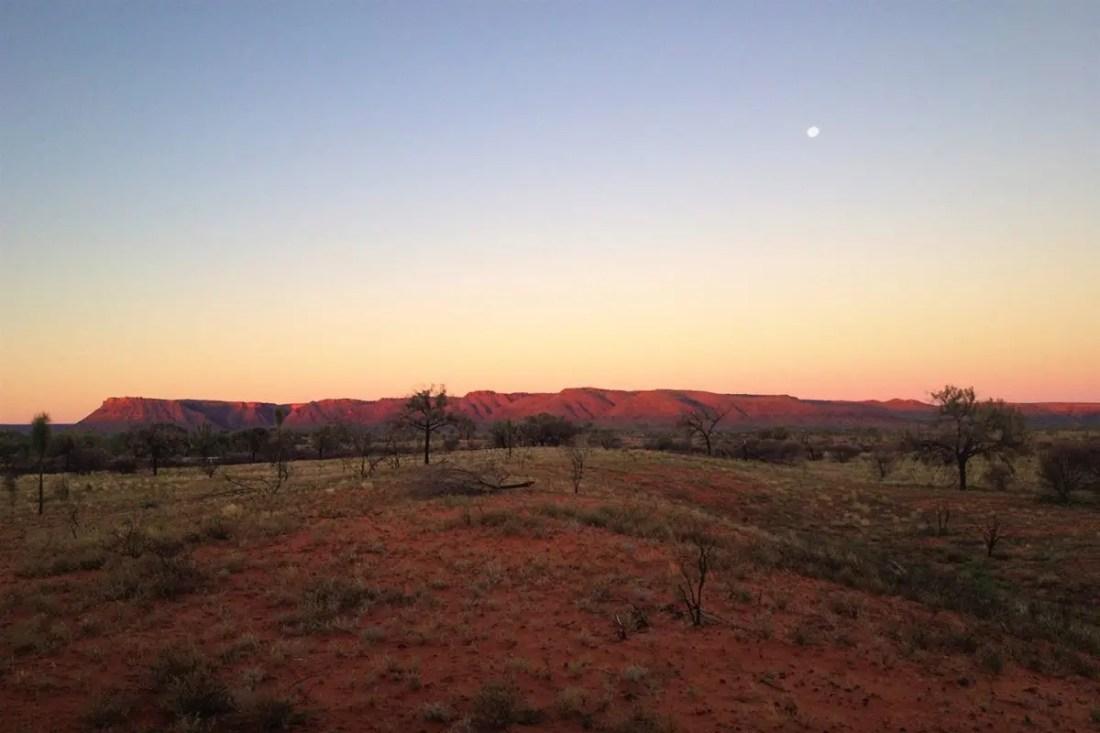 Australia Uluru. Tour por Australia