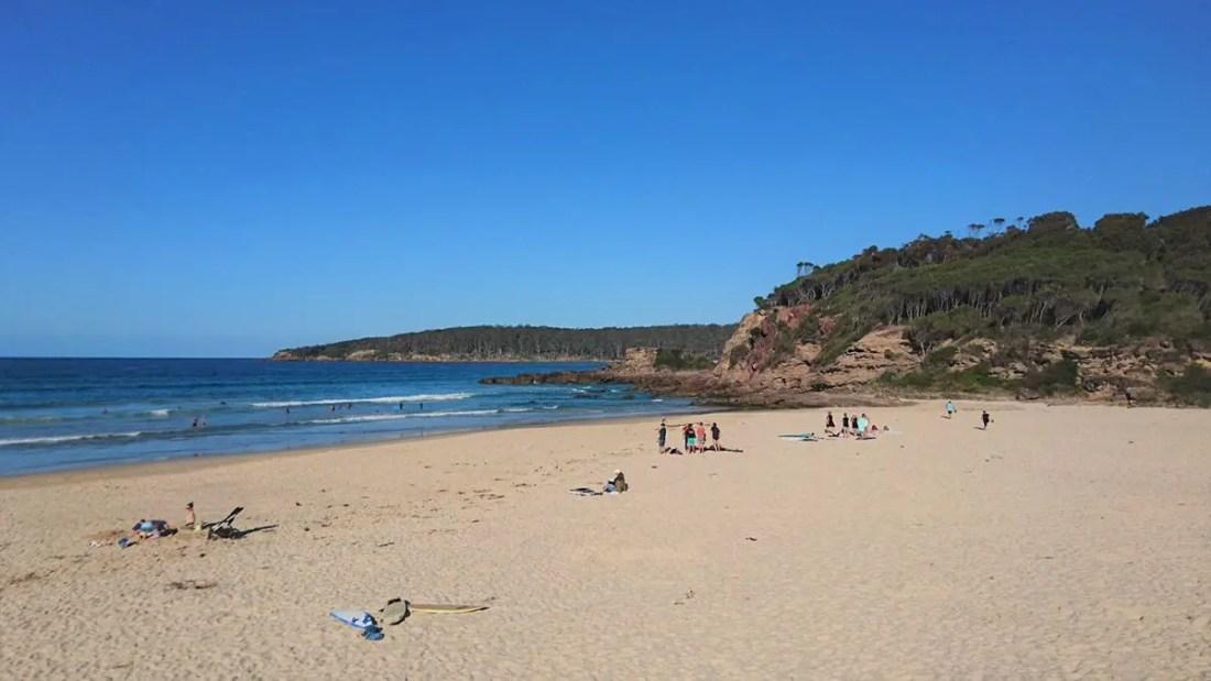 Pambula Beach, Costa Zafiro de NSW, Australia, @tiempodexplorar