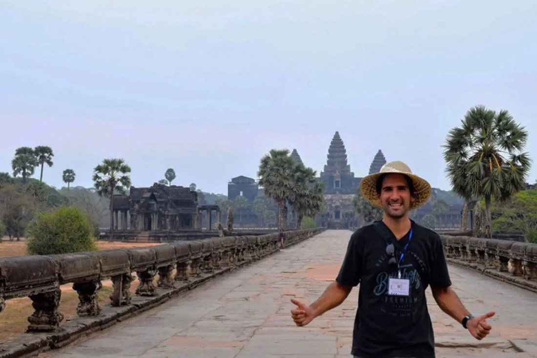 Angkor Wat maravilla del mundo