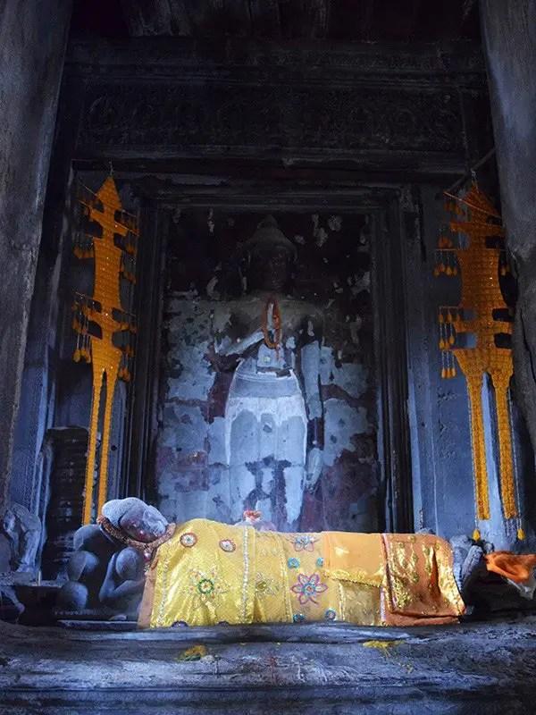 Buda Angkor Wat