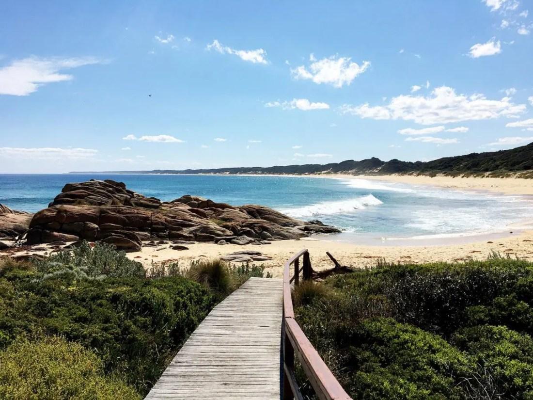 Cape Conran Victoria Australia