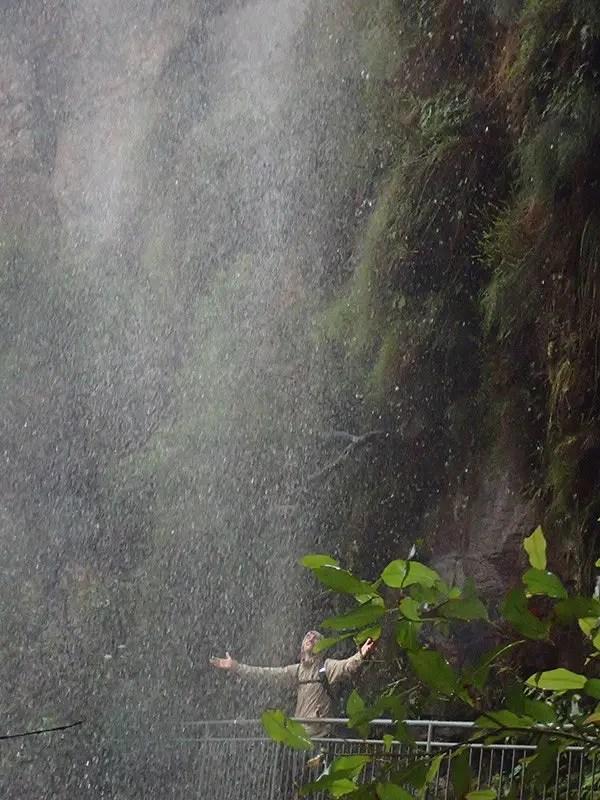 Cascada Blue Mountains Australia