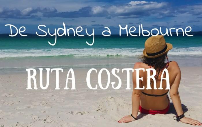 Ruta Costera de Sydney a Melbourne