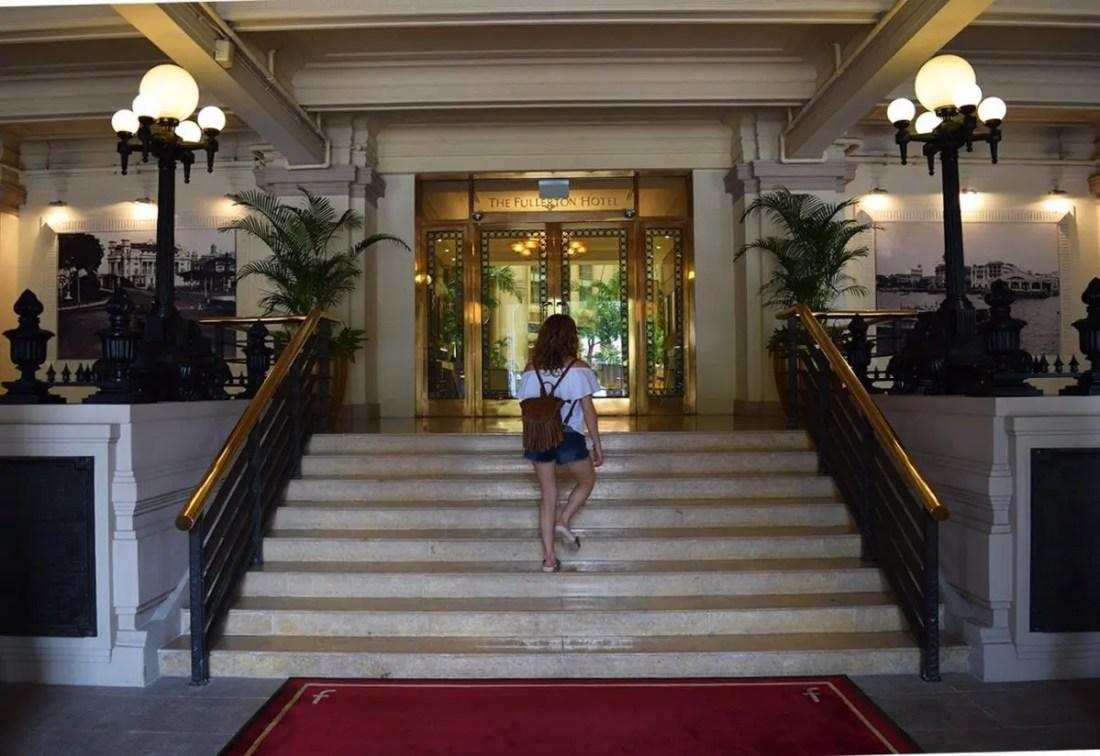 The Fullerton Hotel, Singapur