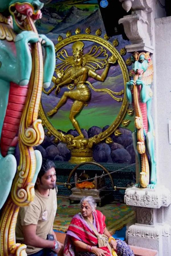 templo Sri Veeramakaliamman Little India en Singapur