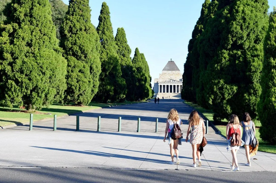 Viajar a Melbourne Australia