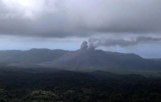 Mount Yasur Volcan en Activo