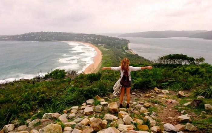 Palm Beach Sydney NSW Australia view