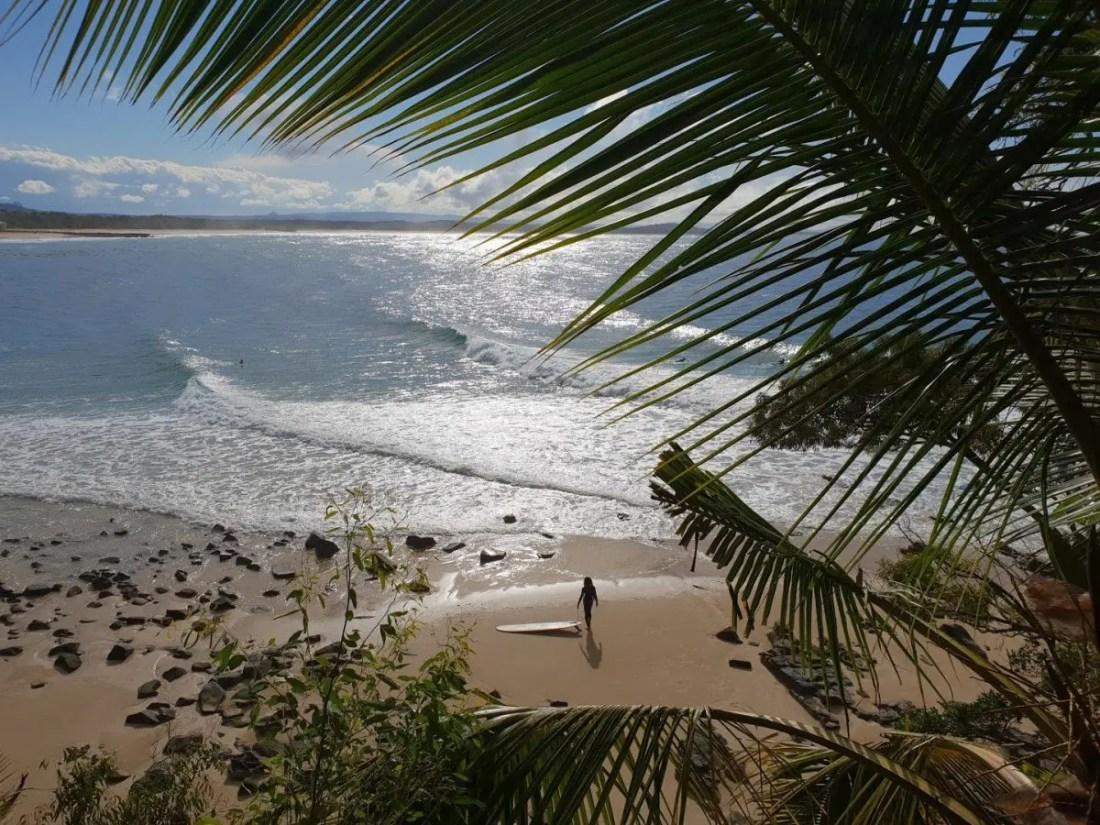 Noosa surf en Australia