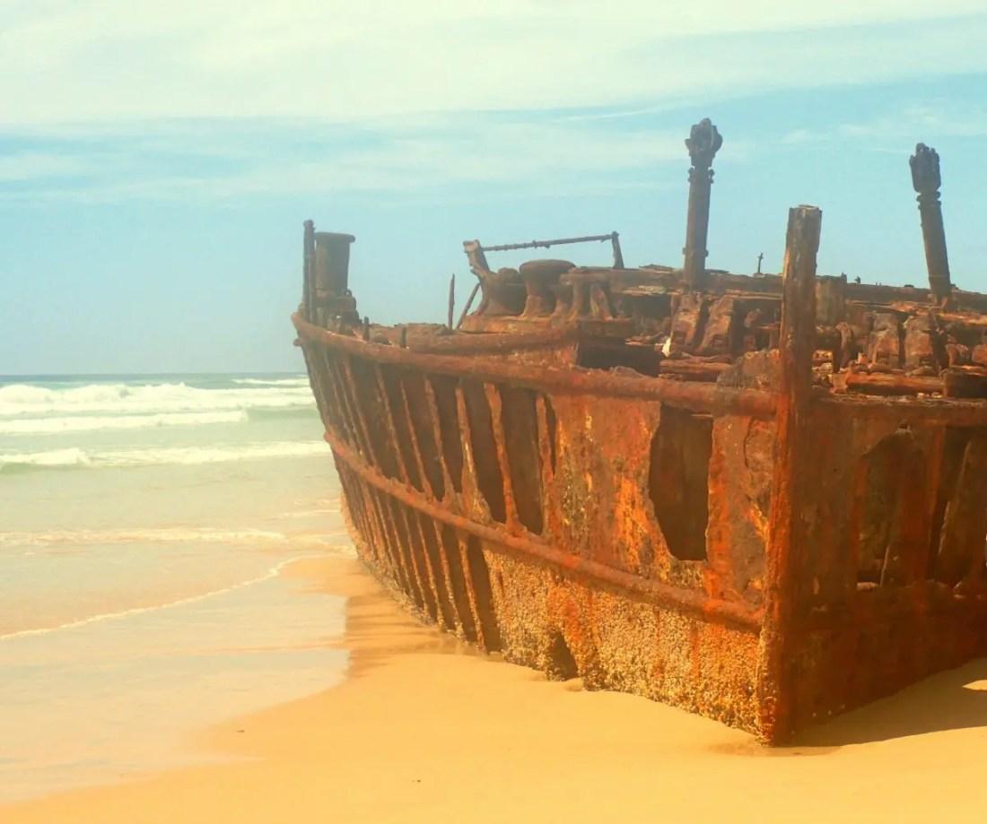 Fraser Island. Lugares iconicos de Australia