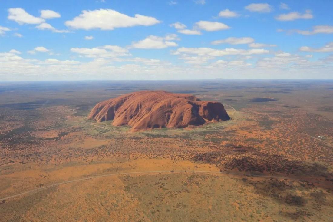 Australia Monte Uluru