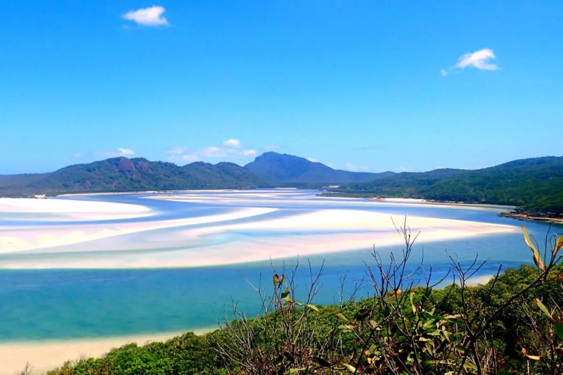 Airlie Beach y las Islas Whitsunday