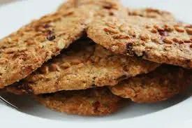 Anzac Biscuits alimentos tipicos de australia