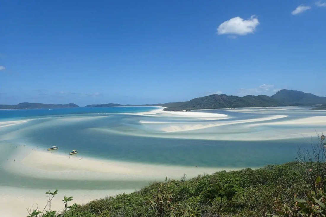 Whitehaven Beach Whitsundays Australia Playas