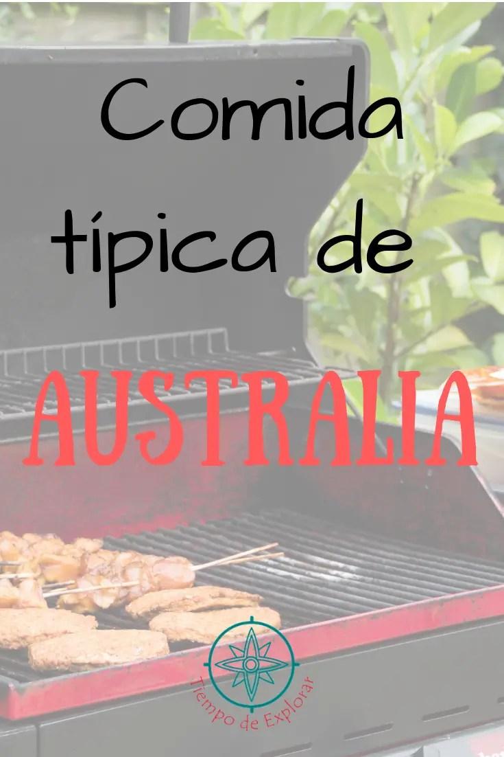 Comida tipica de Australia pinterest