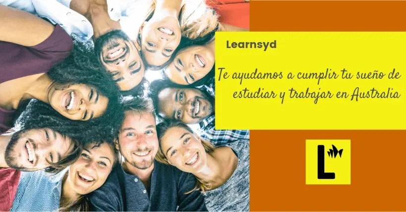 Estudiar y Trabajar en Austalia Learnsyd