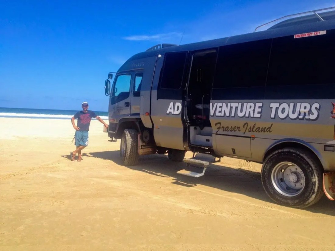 Excursión a Fraser Island Australia