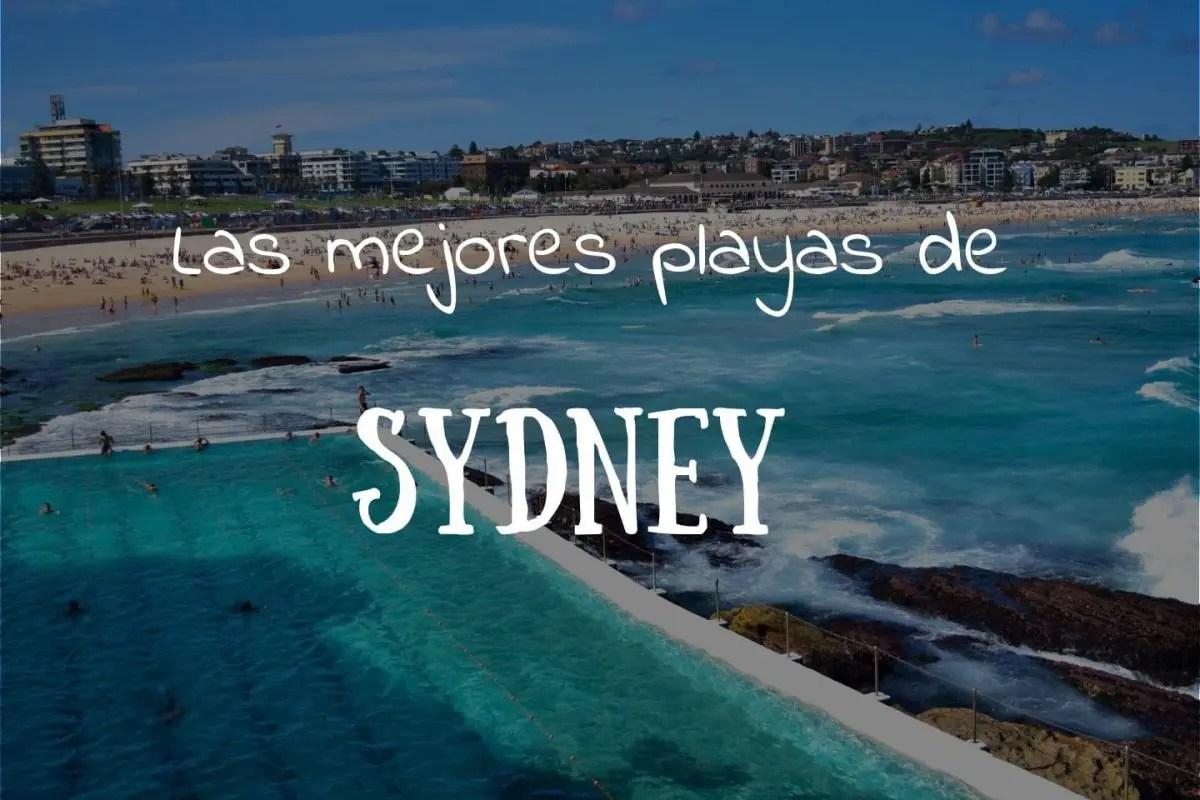 las mejores playas de Sydney