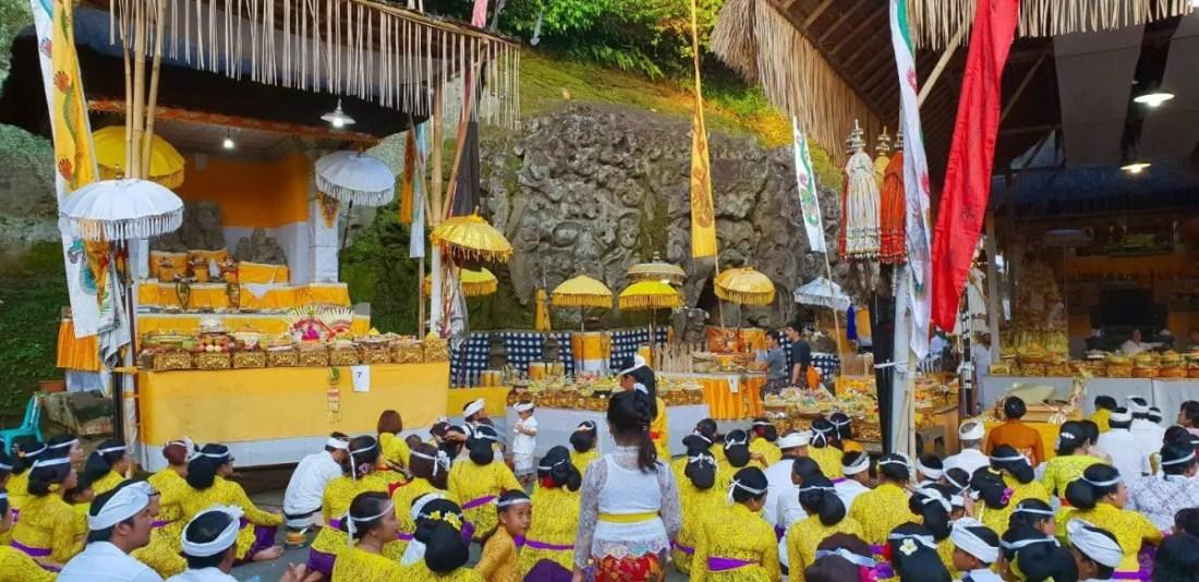 Goa Gajah Bali en 10 días