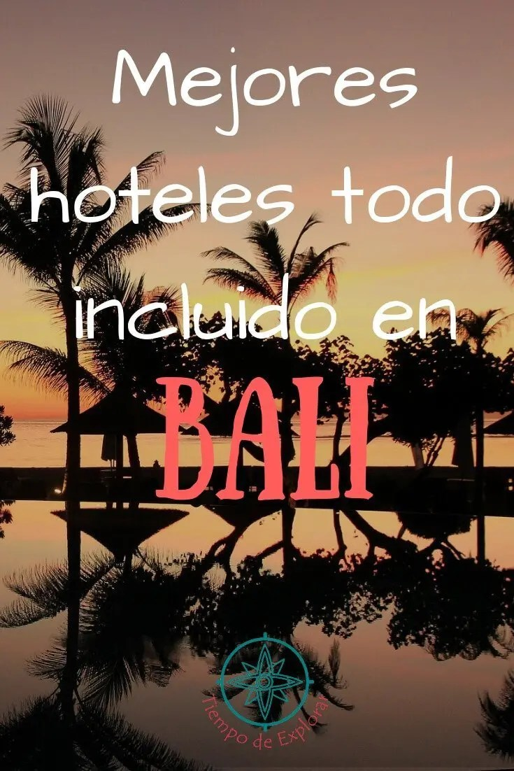Mejores todo incluido en Bali