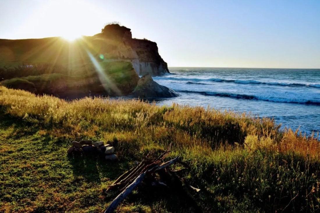 region de taranaki nueva zelanda isla norte