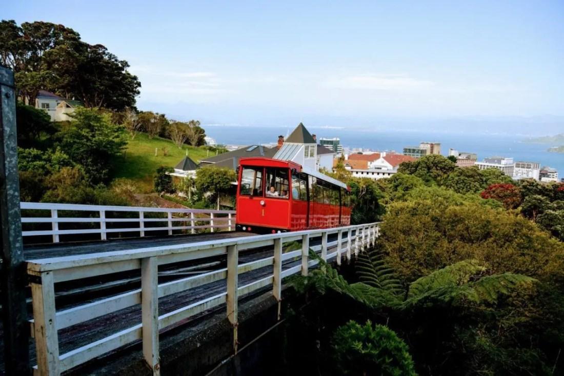 Wellington capital de Nueva Zelanda