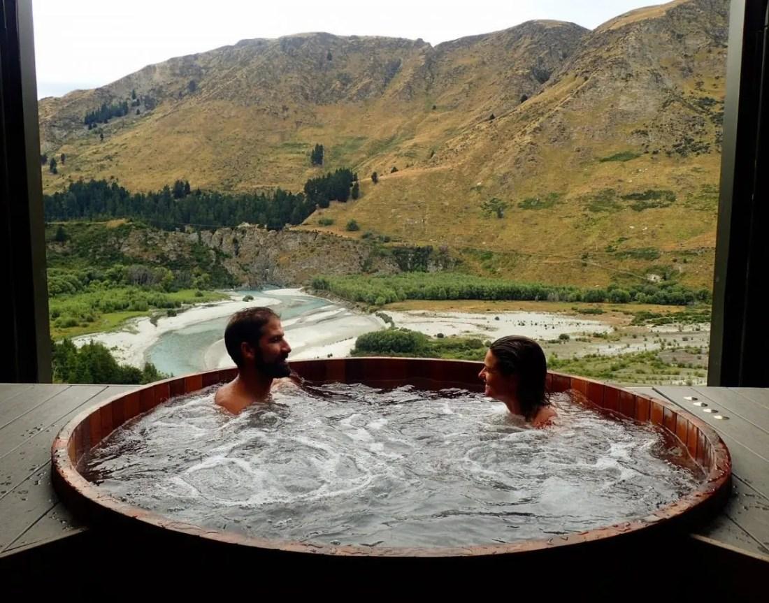 Onsen Pools que ver en Nueva Zelanda