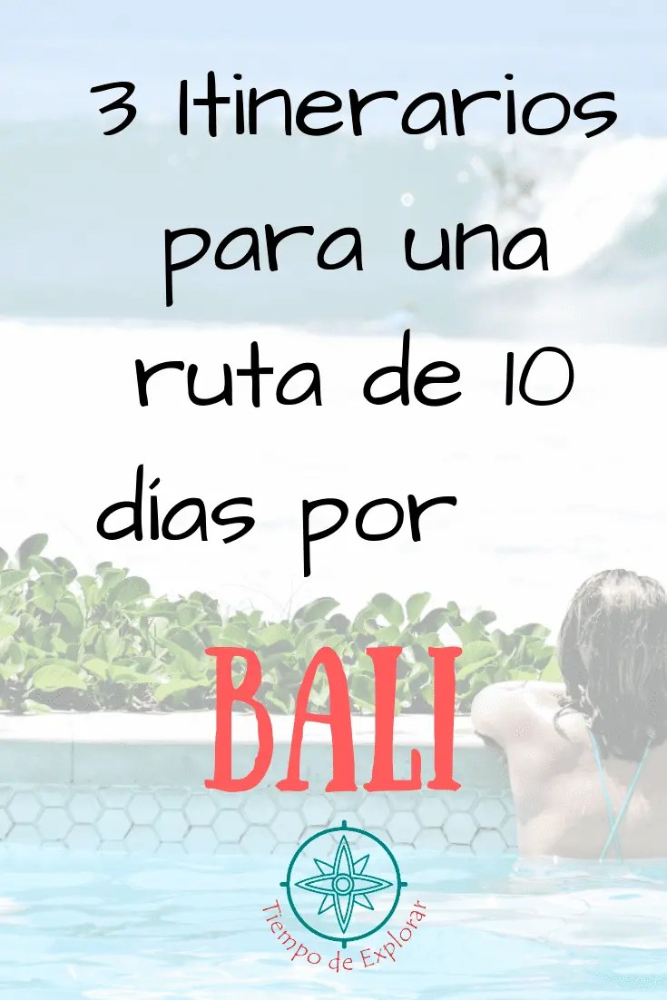 RUTA POR BALI 10 DÍAS Pinterest