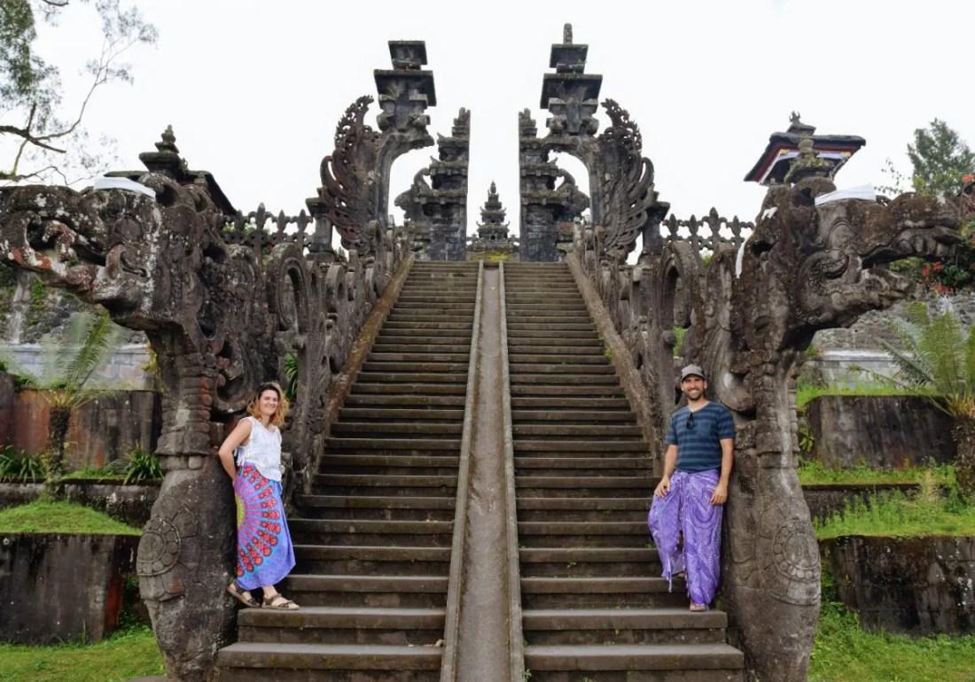 Templo Madre de Bali Indonesia