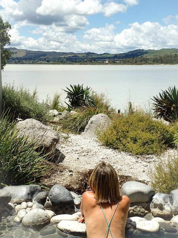 Polynesian Spa Nueva Zelanda